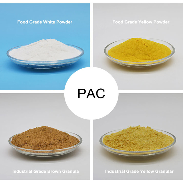 high quality poly aluminium chloride(pac) 30% china manufacturer
