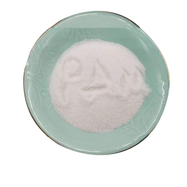 high effective water treatment chemical - polyacrylamide